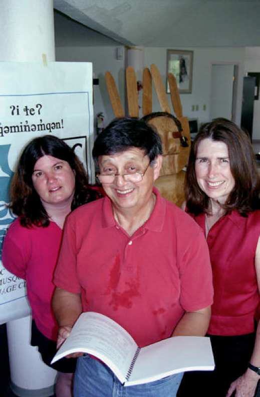 Musqueam_language_instructors_Jill_Campbell_Larry_Grant_and_Patricia_Shaw